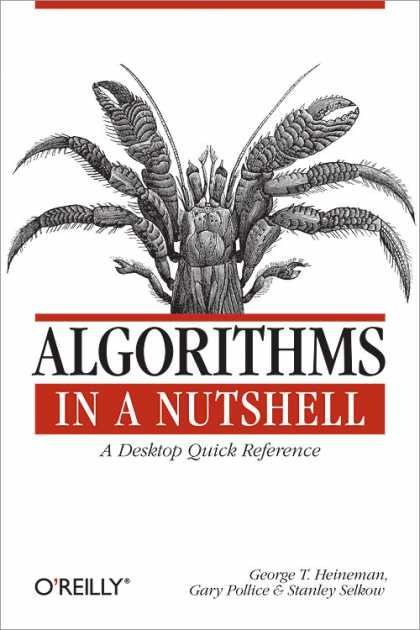 O'Reilly Books - Algorithms in a Nutshell