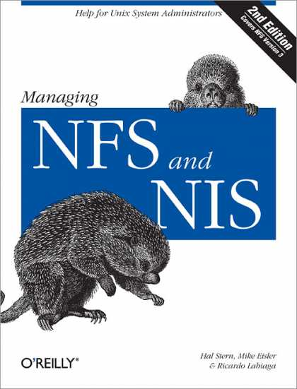 O'Reilly Books - Managing NFS and NIS, Second Edition