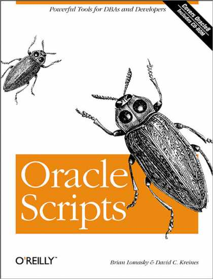O'Reilly Books - Oracle Scripts
