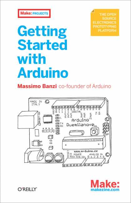O'Reilly Books - Getting Started with Arduino