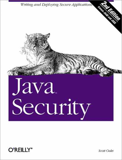 O'Reilly Books - Java Security, Second Edition