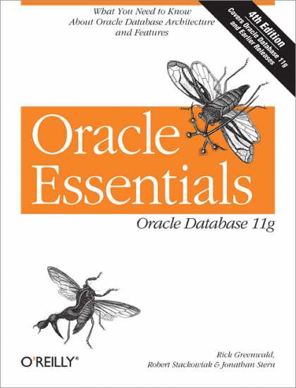 O'Reilly Books - Oracle Essentials, Fourth Edition