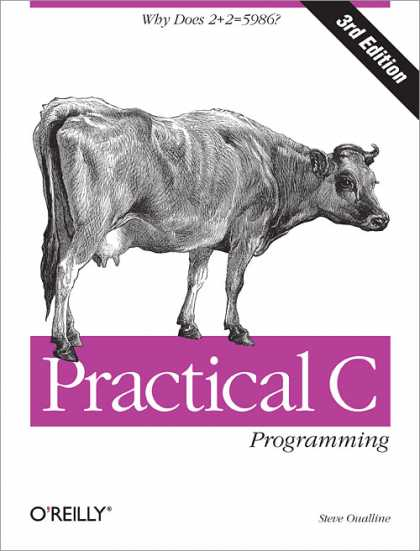 O'Reilly Books - Practical C Programming, Third Edition