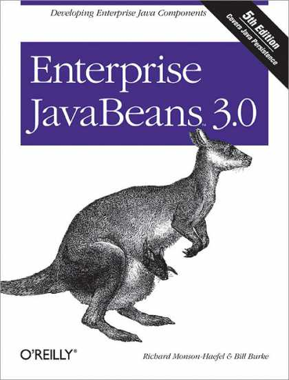 O'Reilly Books - Enterprise JavaBeans 3.0, Fifth Edition