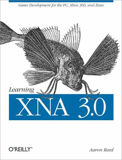 O'Reilly Books - Learning XNA 3.0