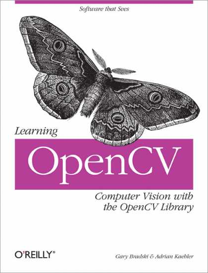 O'Reilly Books - Learning OpenCV
