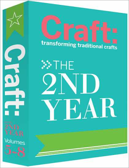 O'Reilly Books - Craft: The 2nd Year
