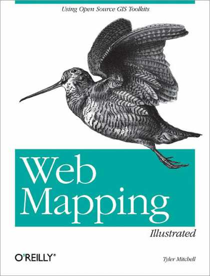 O'Reilly Books - Web Mapping Illustrated