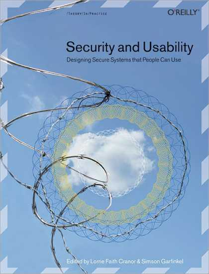 O'Reilly Books - Security and Usability