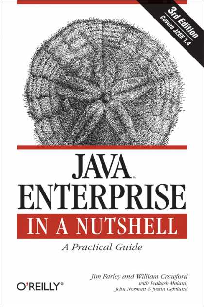 O'Reilly Books - Java Enterprise in a Nutshell, Third Edition