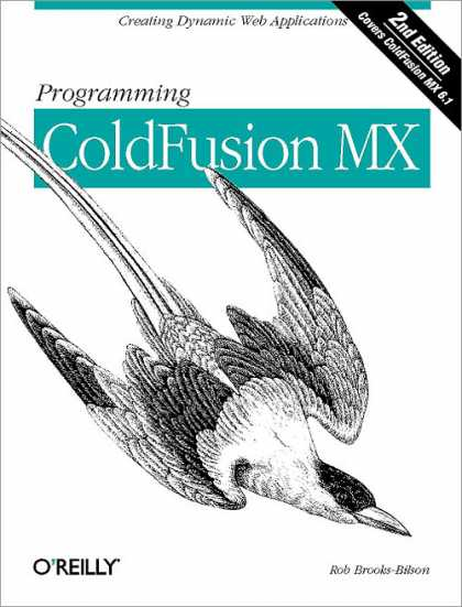 O'Reilly Books - Programming ColdFusion MX, Second Edition