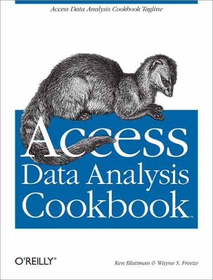 O'Reilly Books - Access Data Analysis Cookbook