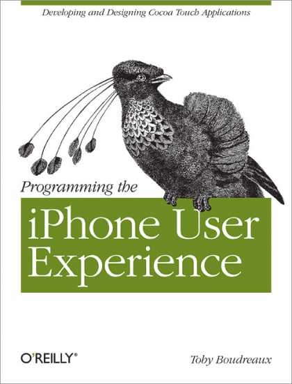 O'Reilly Books - Programming the iPhone User Experience