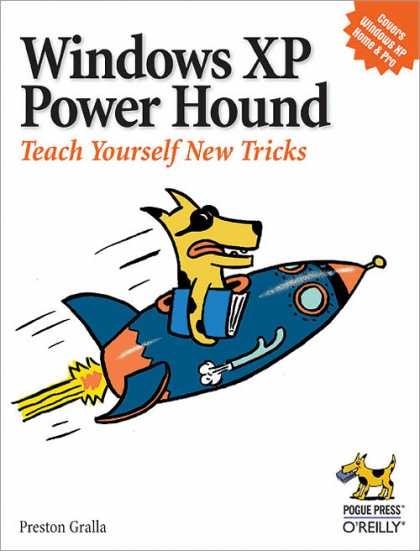 O'Reilly Books - Windows XP Power Hound