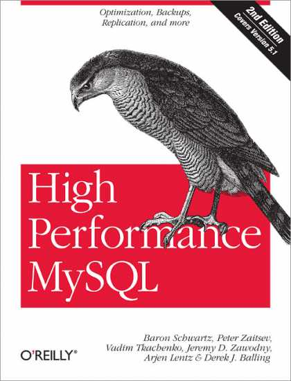 O'Reilly Books - High Performance MySQL, Second Edition