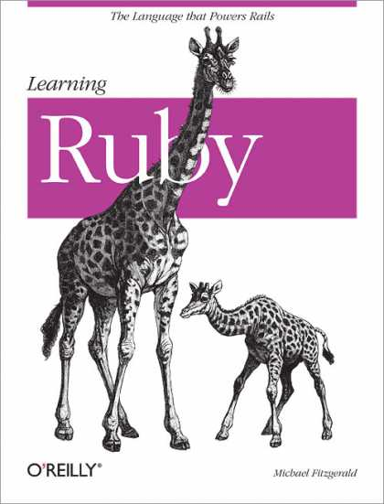 O'Reilly Books - Learning Ruby