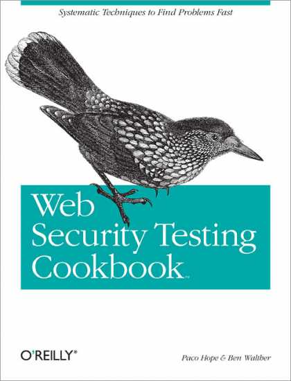 O'Reilly Books - Web Security Testing Cookbook