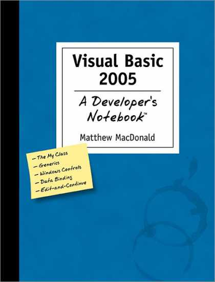 O'Reilly Books - Visual Basic 2005: A Developer's Notebook