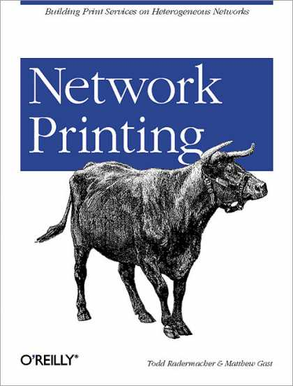 O'Reilly Books - Network Printing