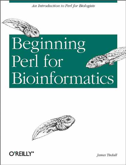 O'Reilly Books - Beginning Perl for Bioinformatics