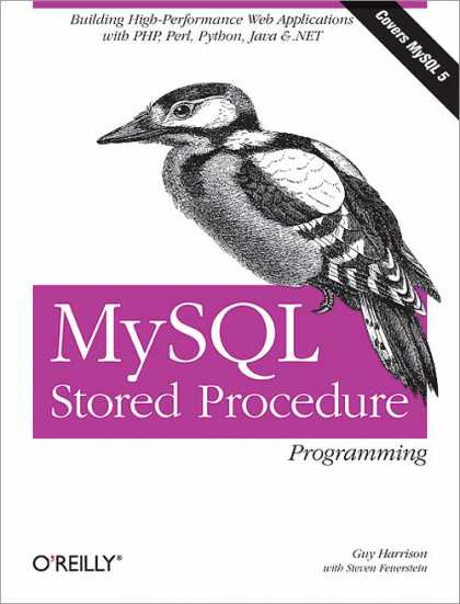 O'Reilly Books - MySQL Stored Procedure Programming