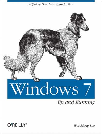 O'Reilly Books - Windows 7: Up and Running