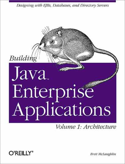 O'Reilly Books - Building Java Enterprise Applications