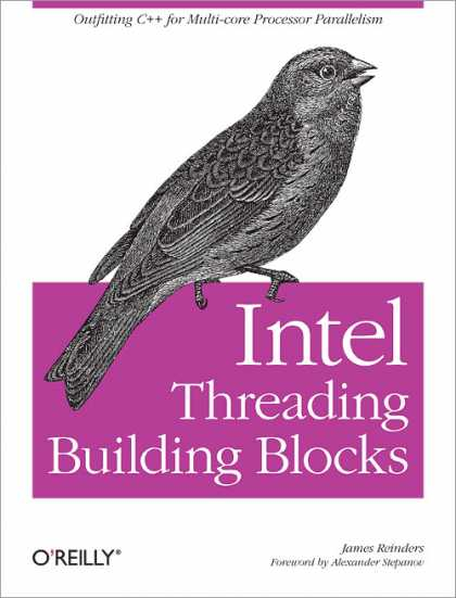 O'Reilly Books - Intel Threading Building Blocks