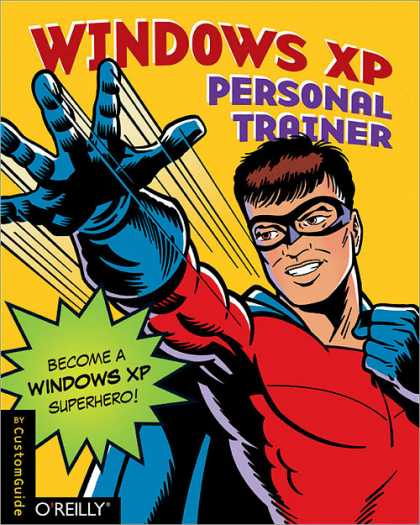 O'Reilly Books - Windows XP Personal Trainer