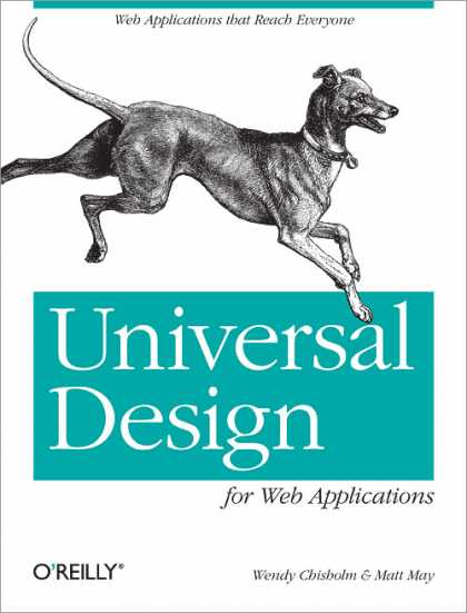 O'Reilly Books - Universal Design for Web Applications