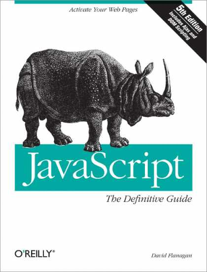 O'Reilly Books - JavaScript: The Definitive Guide, Fifth Edition