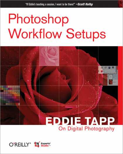 O'Reilly Books - Photoshop Workflow Setups