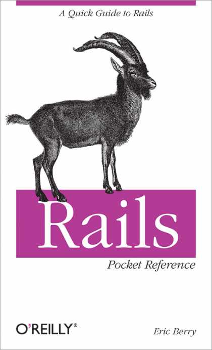O'Reilly Books - Rails Pocket Reference