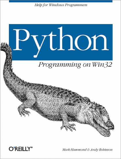 O'Reilly Books - Python Programming On Win32
