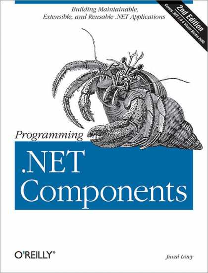 O'Reilly Books - Programming .NET Components, Second Edition