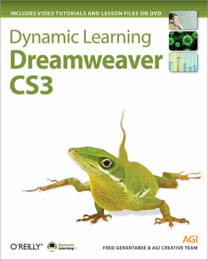 O'Reilly Books - Dynamic Learning: Dreamweaver CS3