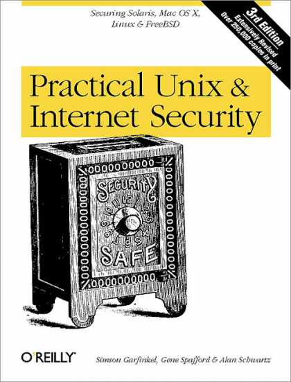 O'Reilly Books - Practical UNIX and Internet Security, Third Edition