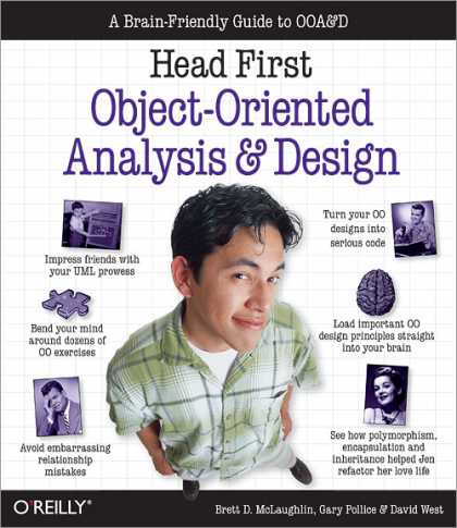 Head First OOAD Book Cover