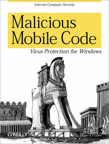 O'Reilly Books - Malicious Mobile Code