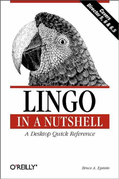 O'Reilly Books - Lingo in a Nutshell