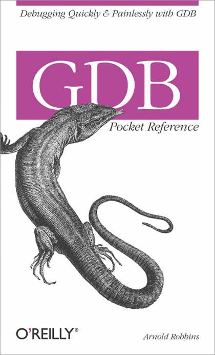 O'Reilly Books - GDB Pocket Reference