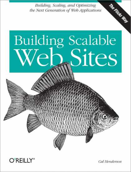 O'Reilly Books - Building Scalable Web Sites