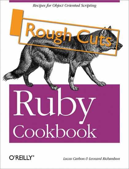 O'Reilly Books - Ruby Cookbook