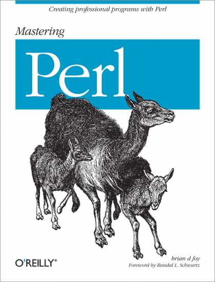 O'Reilly Books - Mastering Perl