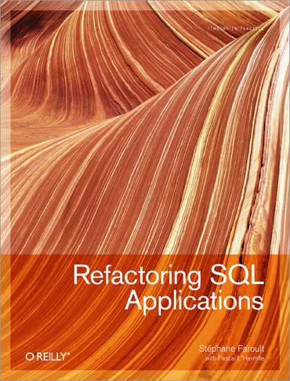 O'Reilly Books - Refactoring SQL Applications
