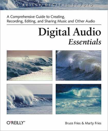 O'Reilly Books - Digital Audio Essentials