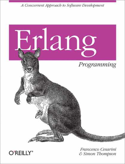 O'Reilly Books - Erlang Programming