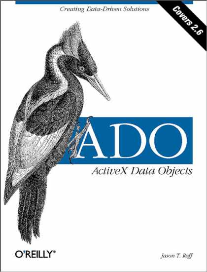 O'Reilly Books - ADO: ActiveX Data Objects