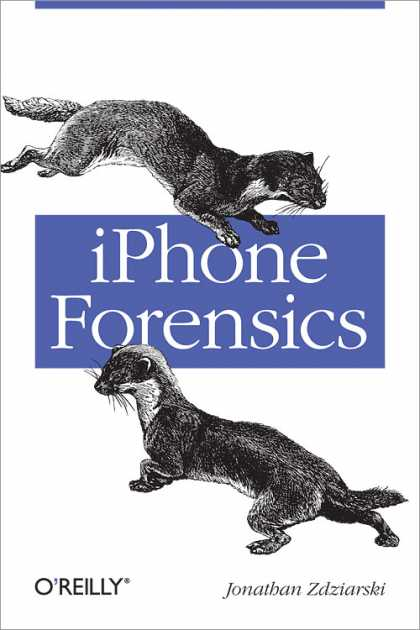O'Reilly Books - iPhone Forensics