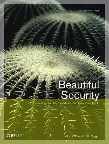 O'Reilly Books - Beautiful Security